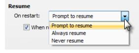Docent lms resume