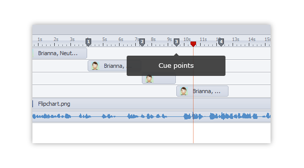 Cue Points in Articulate Storyline